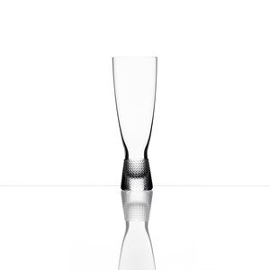 glass champagne flute / commercial