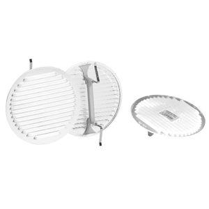 aluminum ventilation grill