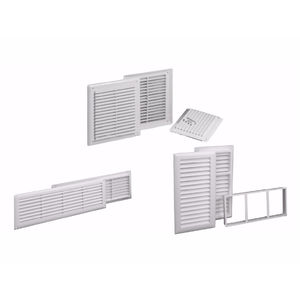 ABS ventilation grill