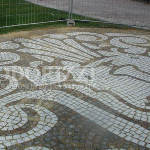 marble paver / drive-over / pedestrian / for public spaces