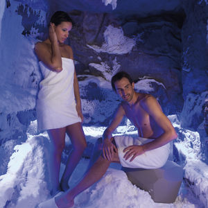 wellness center snow room