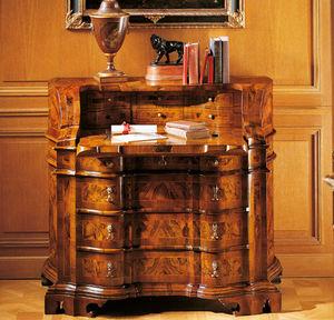 classic secretary desk / wooden