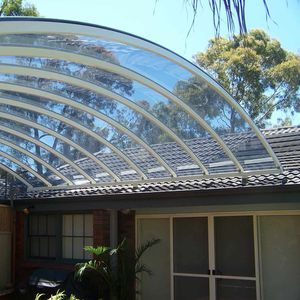 Polycarbonate Canopy All Architecture And Design Manufacturers Videos