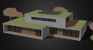 passive building