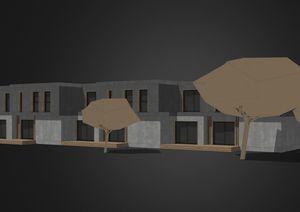 eco-district house