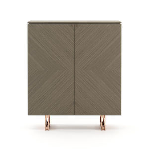 hotel room bar cabinet / contract / contemporary / wooden