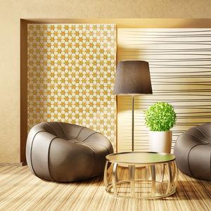 indoor tiles / wall / Murano glass / handmade