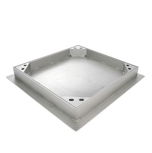 galvanized steel manhole cover