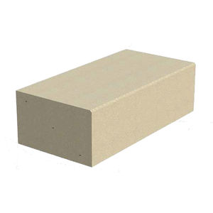wall edge / concrete / rectangular