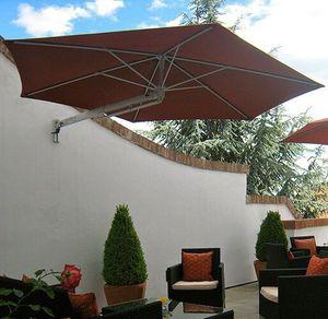 wall-mounted parasol