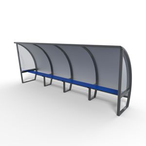 athletic field shelter