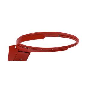wall-mounted basketball hoop