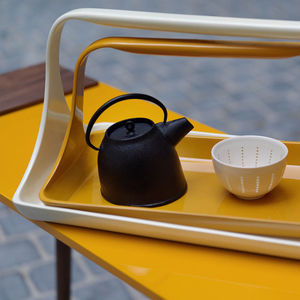 cast iron teapot / commercial / for domestic use