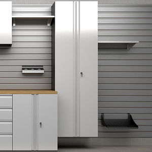 garage storage cabinet / commercial