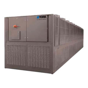 air-cooled chiller / floor-mounted / rooftop / exterior
