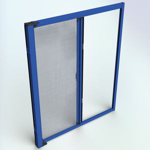 roll-up insect screen