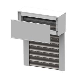 roller shutter roll-up shutter lintel