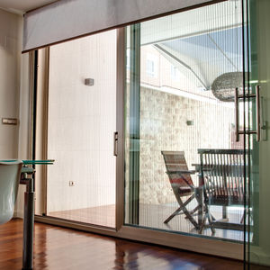folding insect screen / for doors