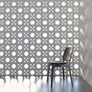 Partition wall concrete block - All architecture and design