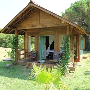 bungalow type micro-house