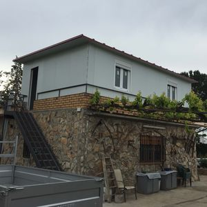 prefab house / modular / bungalow type / contemporary