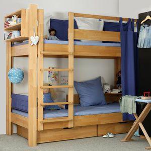 bunk bed / canopy / loft / double