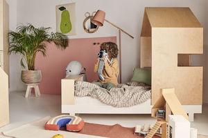 playhouse bed / single / contemporary / child's unisex