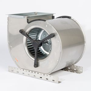 centrifugal fan / duct / industrial / stainless steel