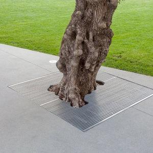 square tree grate
