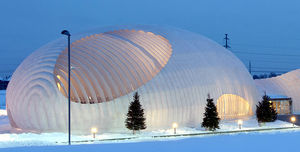 office inflatable structure