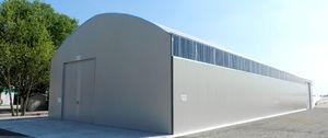 galvanized steel warehouse