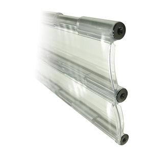 roller shutters / aluminum / steel / polycarbonate