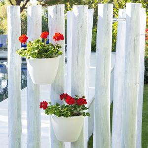 polypropylene garden pot