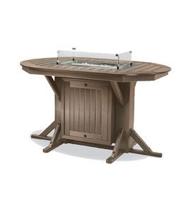 traditional high bar table