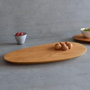 flat plate / serving / presentation / oval