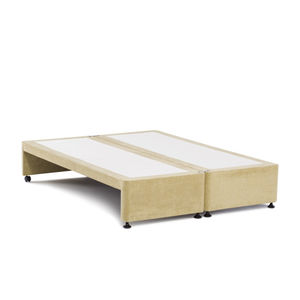double mattress support