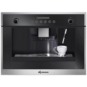 espresso coffee machine / filter / fully-automatic / 2-group