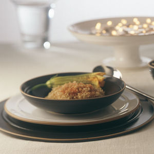 sandstone tableware / for domestic use / commercial
