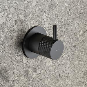 shower shut-off valve / built-in / brass / bathroom
