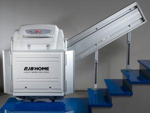 wheelchair platform stair lift