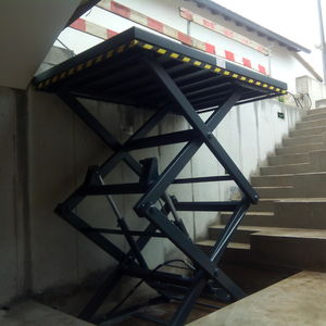 industrial use lifting platform