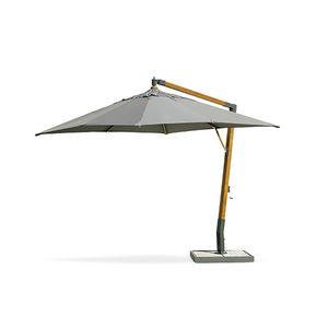 offset patio umbrella / canvas