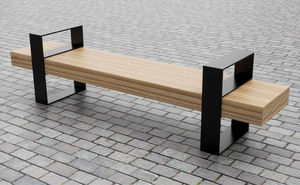 Miraculous Iroko Bench All Architecture And Design Manufacturers Videos Ibusinesslaw Wood Chair Design Ideas Ibusinesslaworg
