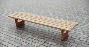 Astounding Iroko Bench All Architecture And Design Manufacturers Videos Ibusinesslaw Wood Chair Design Ideas Ibusinesslaworg