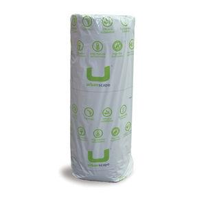 stone wool rainwater retention mat