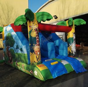 inflatable play module