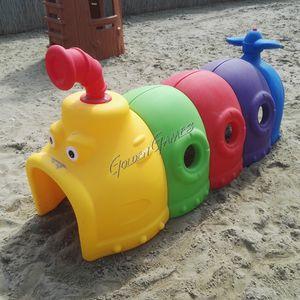 playground tunnel