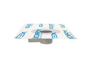 polypropylene waterproofing kit / drained