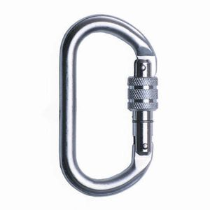 oval quick link / steel