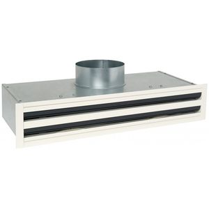 wall-mounted air diffuser
